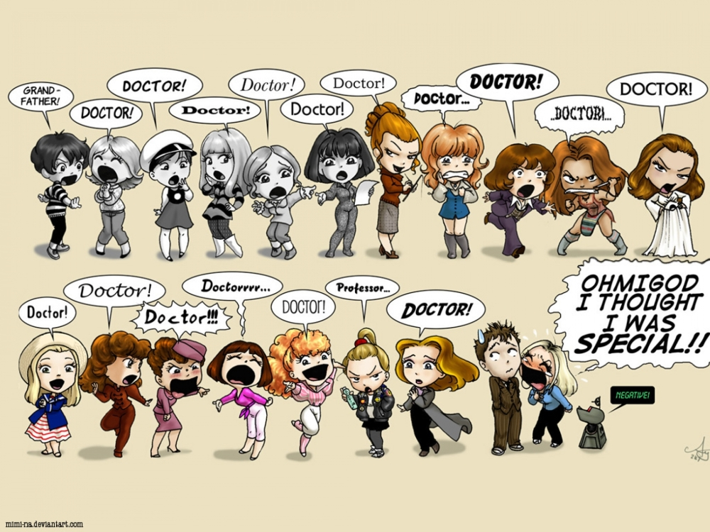 Doctor Who Companions