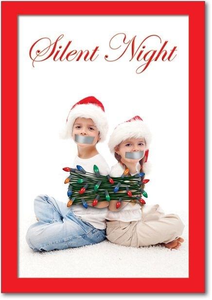 Silent Night Kids