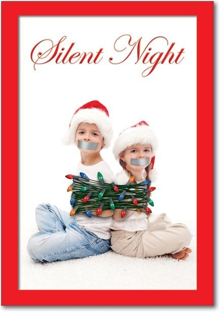 Silent Night Kids