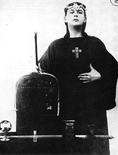 Aleister Crowley- The Magus