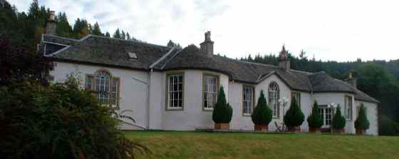 The Boleskine House - PIcture from Jimmy Page's Website