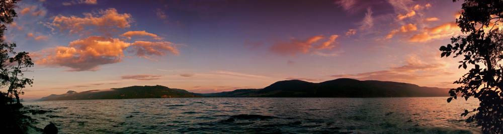A morning at Loch Ness