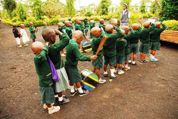 Tanzanian Kids
