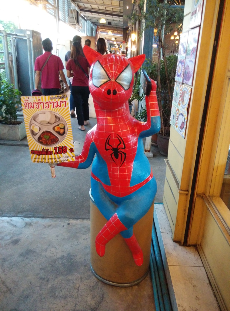 Quirky Eats Bangkok