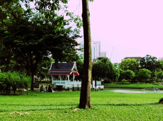 Benchasiri Park Bangkok