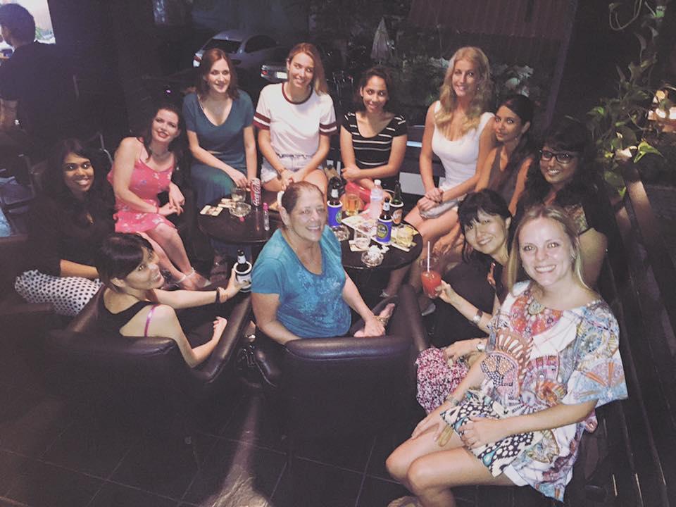 Bangkok Girl Gone International