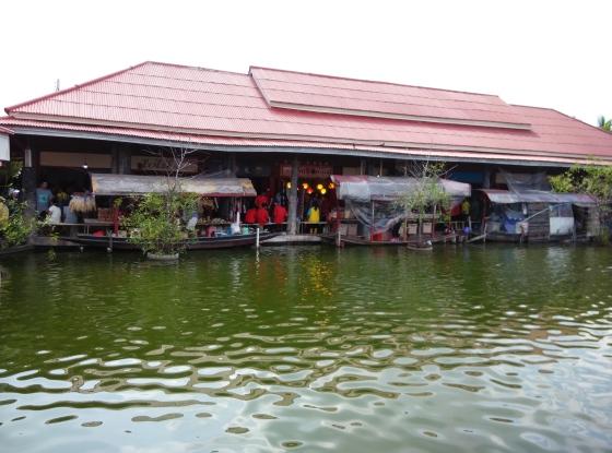 Hua Hin Floating Market (2)
