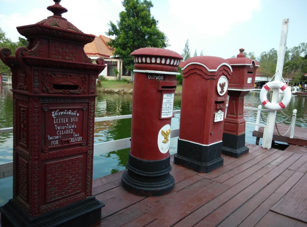 Hua Hin Postboxes