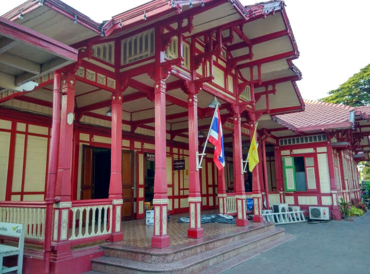Hua Hin Railway Station (2)