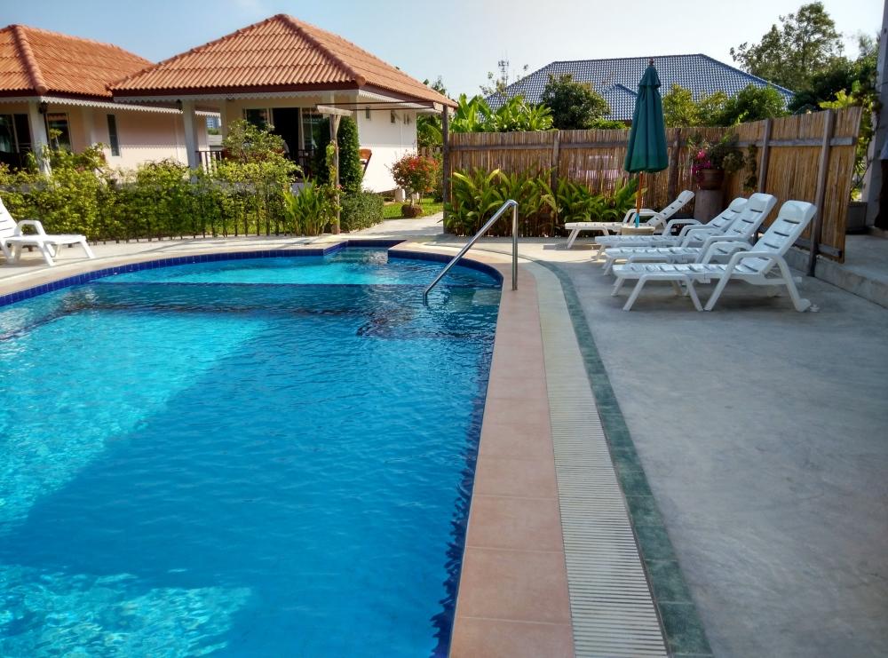 Pool at Garden Resort