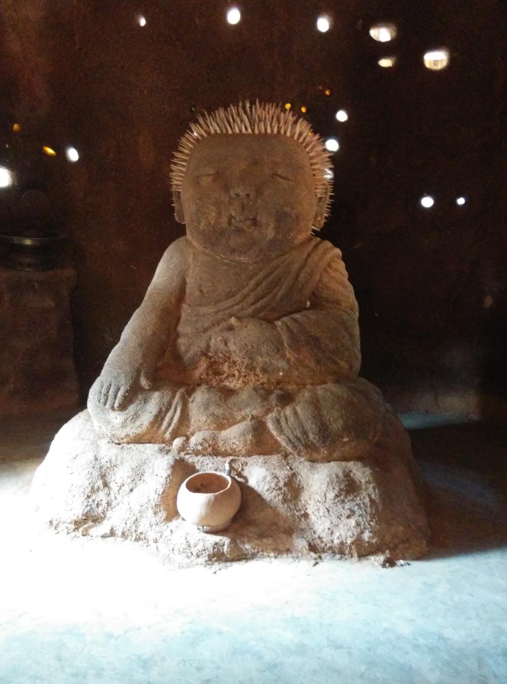 Sculpture at Baan Sillapin Artists Village
