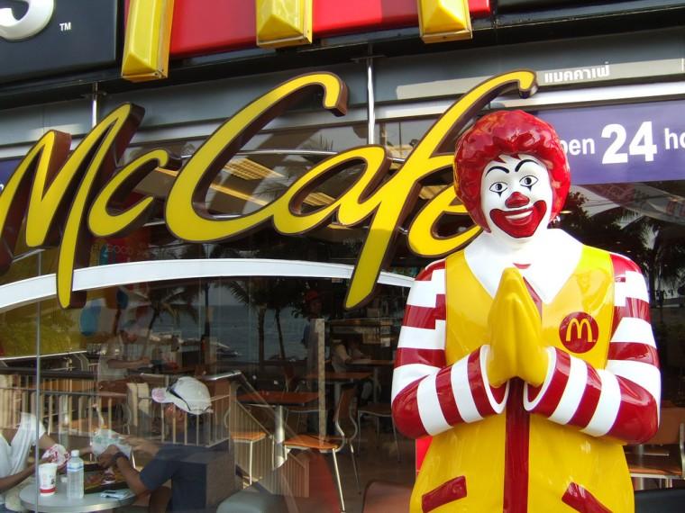 McDonald's Wai
