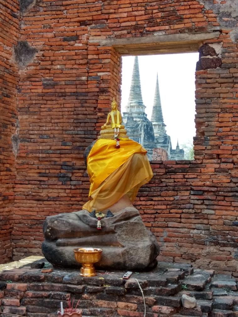 Wat Phra Si Sanphet Ayutthaya Historical Park 2