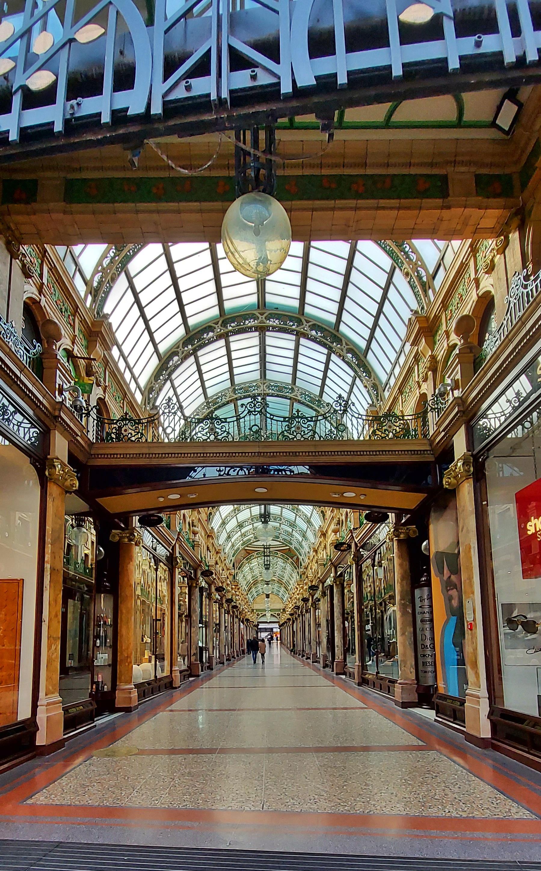Leeds County Arcade